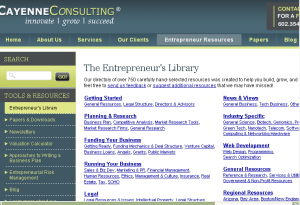 cayenne consulting