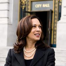 kamala harris, attorney general of california