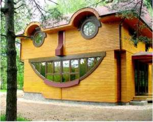 smiley-face-house
