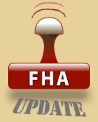 FHA update